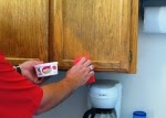 Cleaning Cabinets
